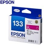 EPSON 原廠墨水匣T133350 紅