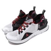 Nike 慢跑鞋 Jordan React Havoc PSG 黑 灰 紅 喬丹 緩震襪套 男鞋 【PUMP306】 CJ6999-100