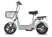 電動車 新日電動車成人小型電瓶車48V男女代步車輕便電滑板車電動自行車 MKS霓裳細軟