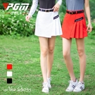 高爾夫裙 高爾夫裙子女裝半身裙夏季短裙網球服運動百褶裙防走光短褲裙-Ballet朵朵