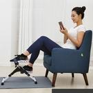 跑步機家用新款瘦腿小型迷你健身車鍛煉身體器材腿部下肢康復器械 快速出貨