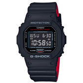 G-SHOCK DW-5600HR-1(DW-5600HR-1DR) CASIO 卡西歐 防水 手錶