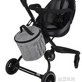遛娃神器置物袋嬰兒推車掛包溜娃配件籃子通用寶寶好掛袋包儲物筐【創意新品】