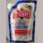 美國RealSalt鑽石鹽 頂級天然海鹽 453g/袋(粗鹽袋裝) 含50多種天然微量礦物質~