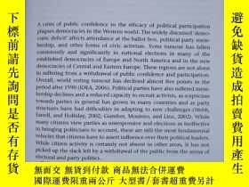 二手書博民逛書店Activating罕見the Citizen: Dilemma