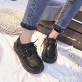 娃娃鞋日系軟妹ins小皮鞋女英倫學院風復古森系大頭娃娃鞋2020新款單鞋