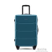 行李箱新秀麗卡米龍 24寸萬向輪拉桿箱 20寸旅行箱女登機ins網紅 NMS陽光好物