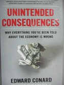 【書寶二手書T9/歷史_ZEE】Unintended Consequences: Why Everything You'