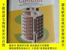 二手書博民逛書店The罕見New Financial Capitalists 英