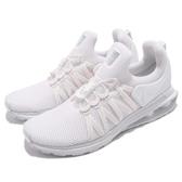 Nike Shox Gravity 白 全白 彈簧鞋 經典復刻 復古慢跑鞋 運動鞋 男鞋【PUMP306】 AR1999-100