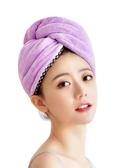 幹發帽女可愛吸水速幹擦頭髮毛巾長發包頭巾浴帽幹發巾 雙12購物節