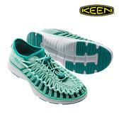 KEEN 織帶涼鞋Uneek O2 1016914《女款》/ 城市綠洲 (水陸兩用、編繩結構、輕量、戶外休閒鞋、運動)