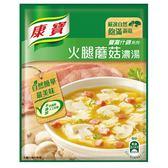 康寶濃湯自然原味火腿蘑菇41.4g*2入/袋【愛買】