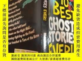 二手書博民逛書店10罕見Best Ghost Stories Ever:有史以來最好的10個鬼故事Y200392
