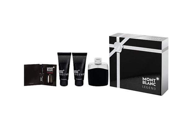 岡山戀香水~Montblanc 萬寶龍 傳奇經典男性淡香水禮盒組~優惠價:1690元