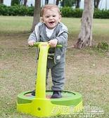 費雪兒童彈跳訓練床蹦蹦小孩跳床家用兒童室內小型可摺疊運動玩具ATF 格蘭小舖 全館5折起