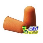 【重度噪音環境用】3M 1100 圓錐型紅色 (子彈型) Foam Ear Plug 無線耳塞 NRR 29dB 3對6入 _TB115