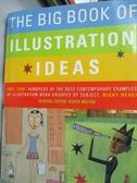 【書寶二手書T9/設計_YGN】The Big Book of Illustration Ideas_Walton, R