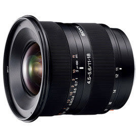 SONY DT 11-18mm 數位單眼相機鏡頭 SAL1118