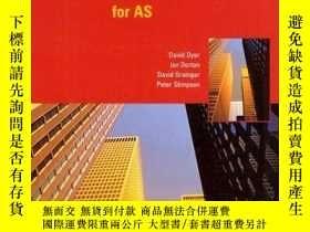 二手書博民逛書店Business罕見Studies For As (cambridge Advanced Business)Y