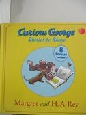 【書寶二手書T1/原文小說_EF9】Curious George Stories to Share_Rey, Margret/ Rey, H. A.