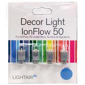 瑞典 LightAir IonFlow 50 專用LED燈4顆入 (藍光)