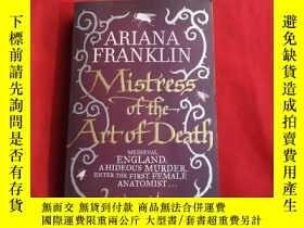 二手書博民逛書店MISTRESS罕見OF THE ART OF DEATHY179070 MISTRESS OF THE MI