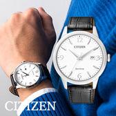 【5年延長保固】CITIZEN 星辰 Eco-Drive 簡約紳士時尚腕錶 BM7300-09A