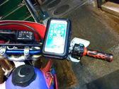 kymco RSZ RS BWS GTR RS G4 G5 JR G6 125摩托車手機架子導航架機車導航摩托車手機支架