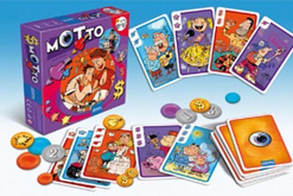 『高雄龐奇桌遊』 對對碰 Motto 繁體中文版 ★正版桌上遊戲專賣店★