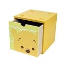 【震撼精品百貨】Winnie the Pooh 小熊維尼~台灣授權維尼TSUM TSUM維尼中型積木盒*38520