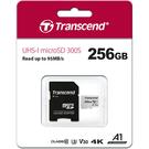 [哈GAME族]免運費 可刷卡●含轉卡●Transcend 創見 256GB 300S MicroSDXC UHS-I U3 V30 A1 記憶卡