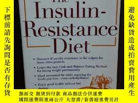 二手書博民逛書店The罕見Insulin-Resistance Diet : H