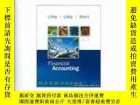 二手書博民逛書店Mba罕見Companion To Accompany Financial Accounting 5 eY30