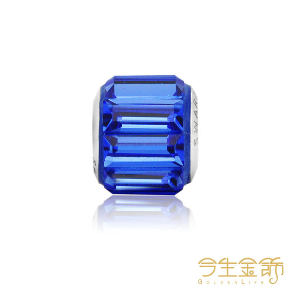 今生金飾   皇家藍寶 串珠  施華洛世奇串珠