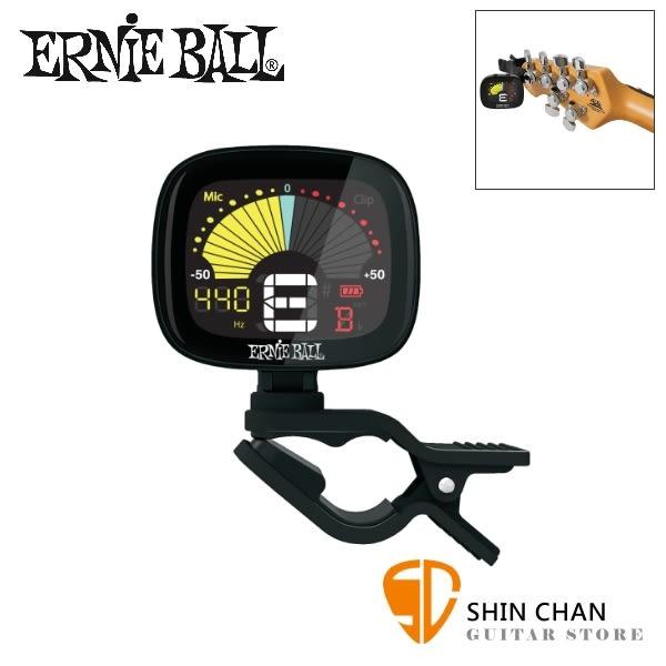 【缺貨】ERNIE BALL 4112 夾式調音器 原廠公司貨【FLEXTUNE/吉他/貝斯/小提琴/烏克麗麗適用】