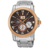 【時間光廊】SEIKO 精工錶 Premier 王力宏代言 萬年曆 動能錶 全新原廠公司貨 SNP128J1