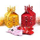 幸福婚禮小物❤DIY蝴蝶喜字喜糖盒---...