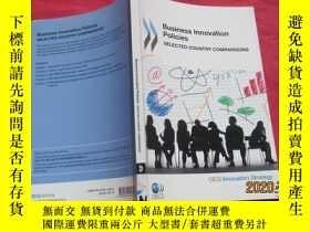 二手書博民逛書店business罕見lnnovation policies selected country comparison