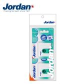 【Jordan】強效清新薄荷牙線超值包(30m)2入