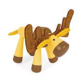 法國 Janod 經典設計木玩~大角麋鹿