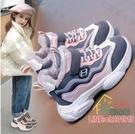 女童鞋 女童棉鞋兒童冬季鞋年新款加絨加厚雪地靴小孩童鞋大棉運動鞋尾牙-限時折扣