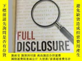 二手書博民逛書店Full罕見Disclosure: The Perils and