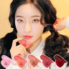 韓國 3CE HEART POT LIP 1.4g 唇彩 潤唇 潤唇霜 護唇 愛心潤唇霜 心型馬卡龍唇膏