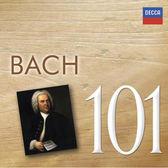 巴哈名曲101 6片CD裝 Bach 101 雷帕德馬利納席夫慕辛格蕭提 音樂之父布蘭登堡協奏曲(音樂影片購)