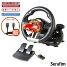 Serafim R1+ 賽車方向盤+踏板...