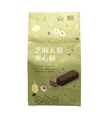 【東和 百年老店】芝麻五穀夾心酥 (16片)