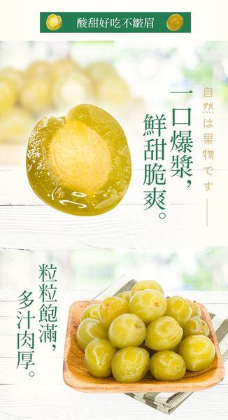 菓然幸福水果乾-脆梅