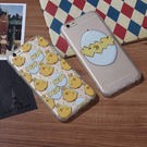 【紅荳屋】iphone6 6s 6Plus 6sPlus可愛小雞蛋手機殼保護套卡通軟殼