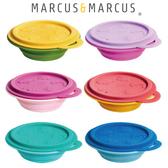加拿大 Marcus & Marcus 動物樂園矽膠摺疊碗/餐碗 (6款可選) 學習餐具 110116 好娃娃